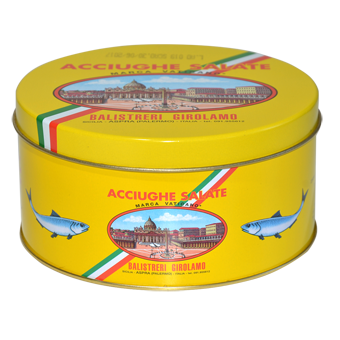 Acciughe Salate Siciliane 1 kg
